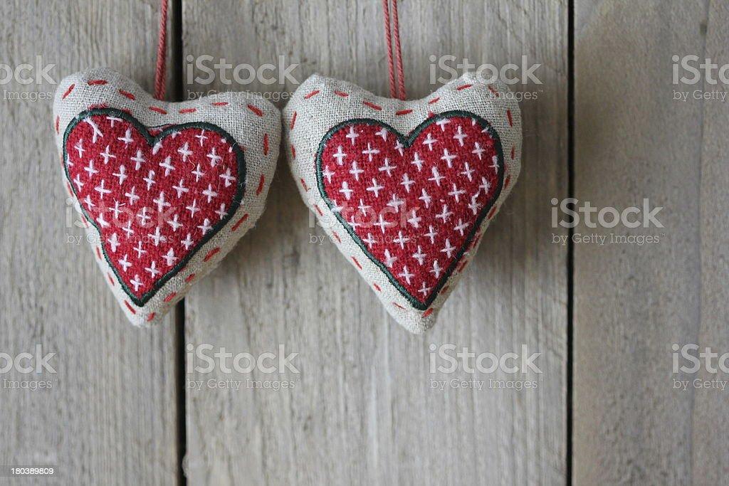 Heart as symbol love royalty-free stock photo
