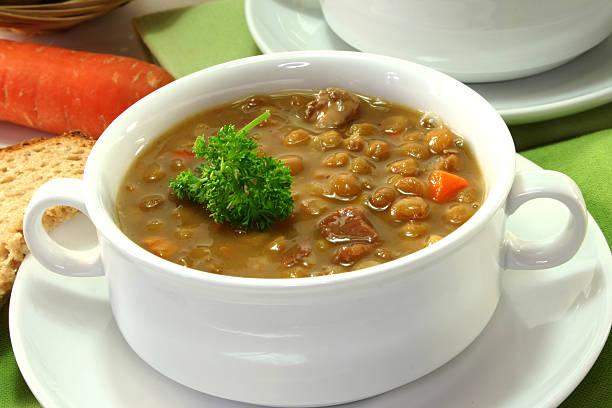 Linse stew – Foto
