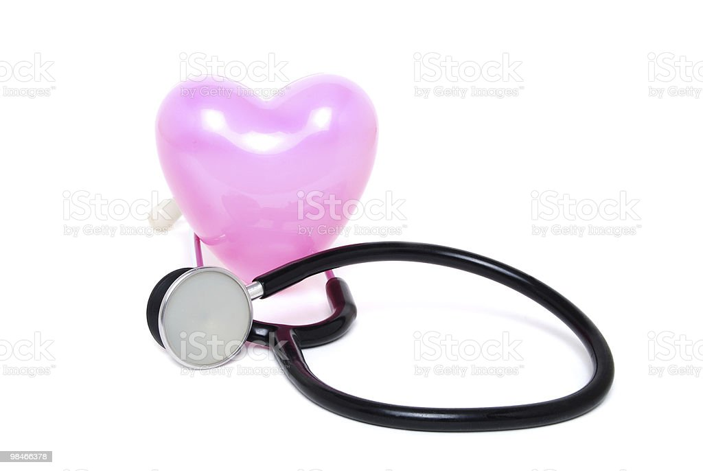 Heart Caring royalty-free stock photo