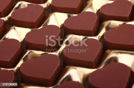 183269671 istock photo Heart Chocolates 478106909