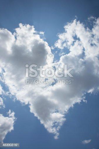 istock Heart Cloud 453303161