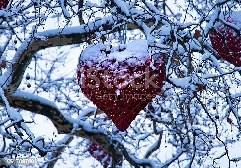 istock Heart Decoration 1091709780
