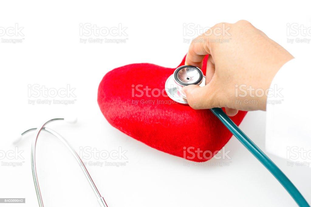 Heart disease,Heart disease center stock photo
