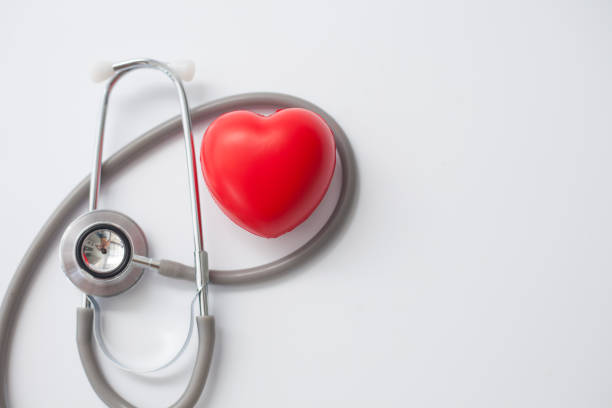 heart disease,Stethoscope and heart,diagnose heart disease,Stethoscope and heart,diagnose hypertensive stock pictures, royalty-free photos & images