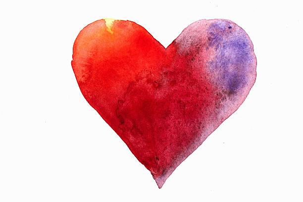 Herz zeichnen – Foto