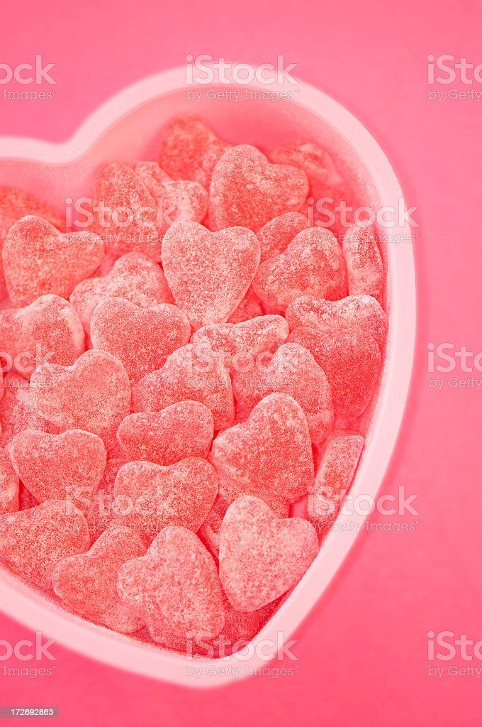 Heart full of love royalty-free stock photo