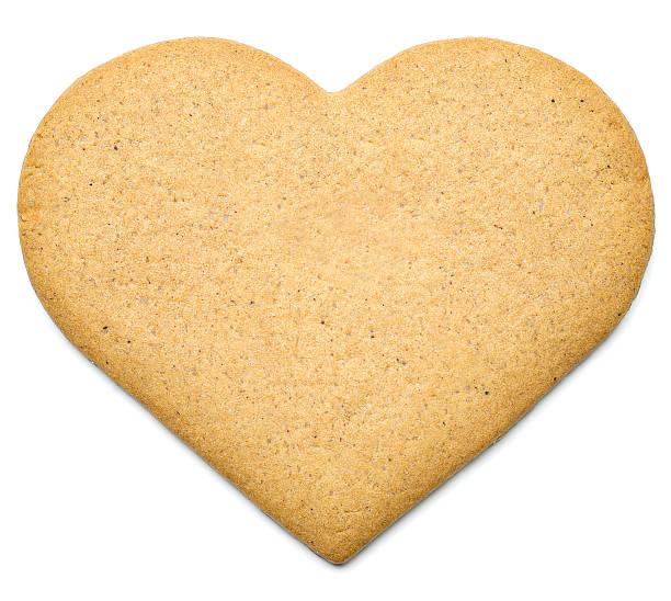 herz gingerbread cookie - lebkuchenherzen stock-fotos und bilder