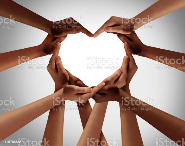 Heart Hands Stock Photo - Download Image Now