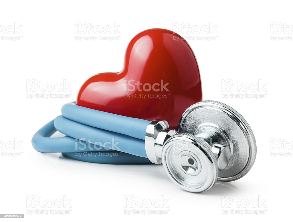 Heart Health stock photo