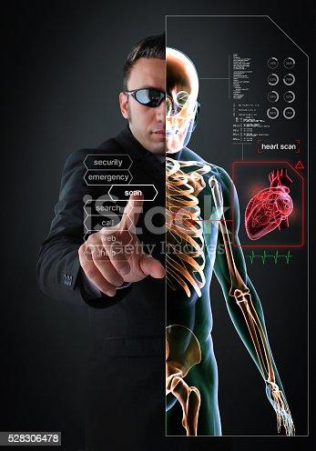 istock Heart Health Test in The Near Future 528306478