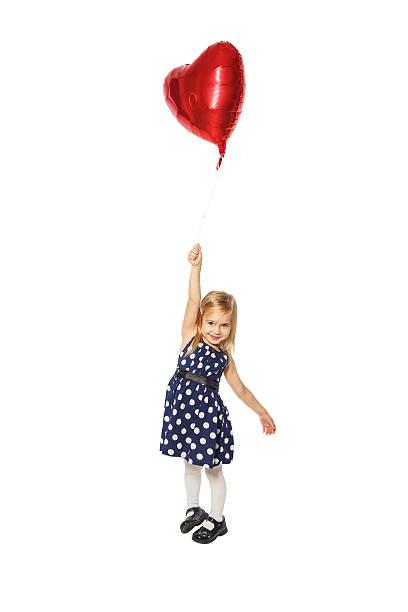 Herzen in einer kleinen hand – Foto