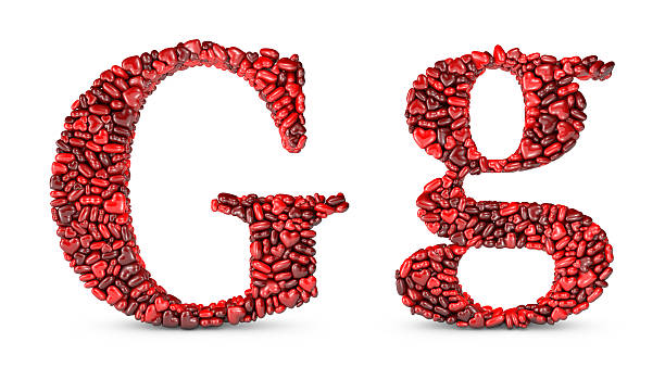 Clip Art Of Letter G Designs Pictures Images And Stock Photos
