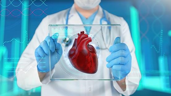Heart Attack, Heart Disease, Heart - Internal Organ, Illness, Research
