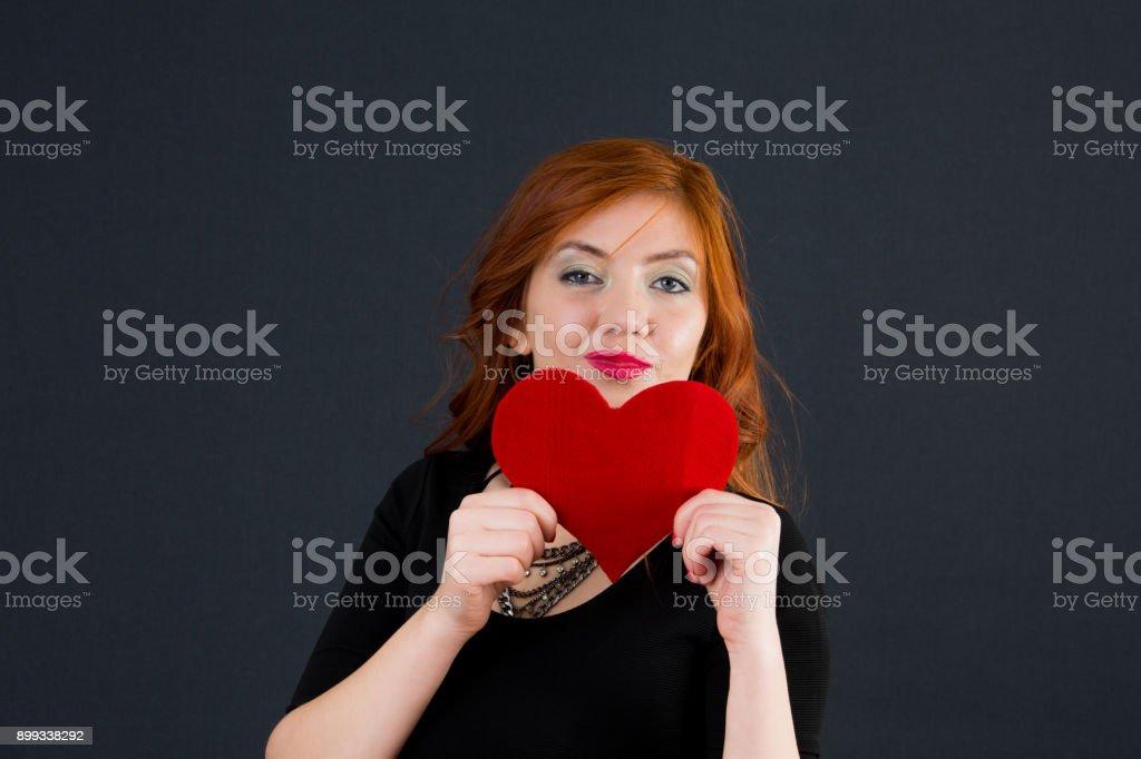 Herzen der Liebe Zeichen Lizenzfreies stock-foto