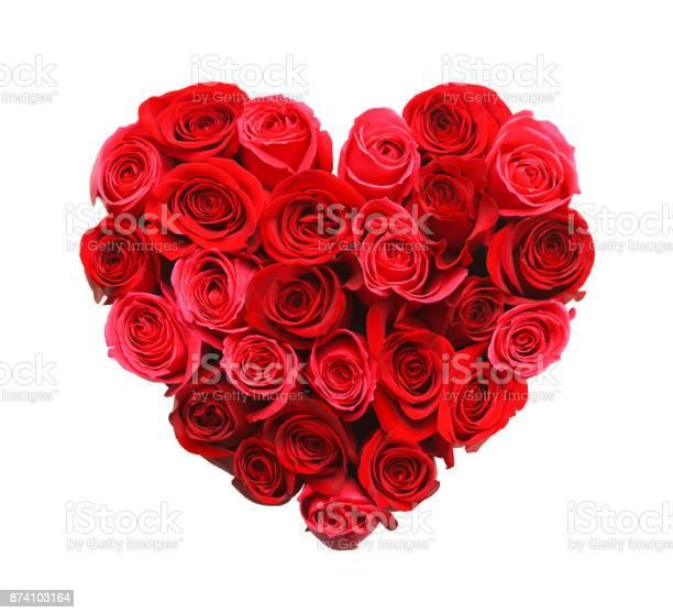 심장 장미 개념 기호에 대한 스톡 사진 및 기타 이미지