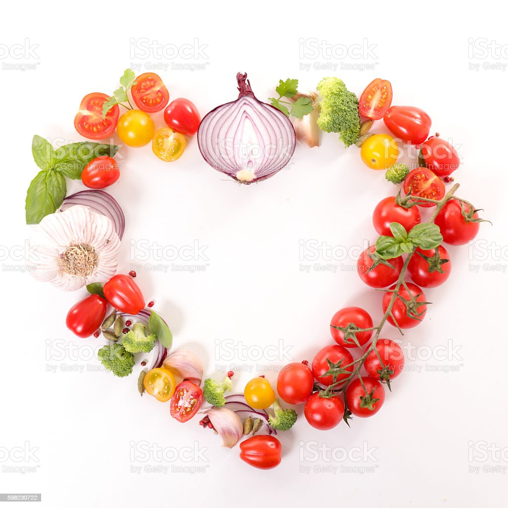 heart of vegetable foto royalty-free
