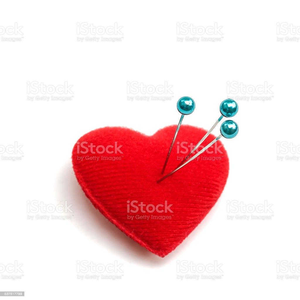 Coração dor - foto de acervo