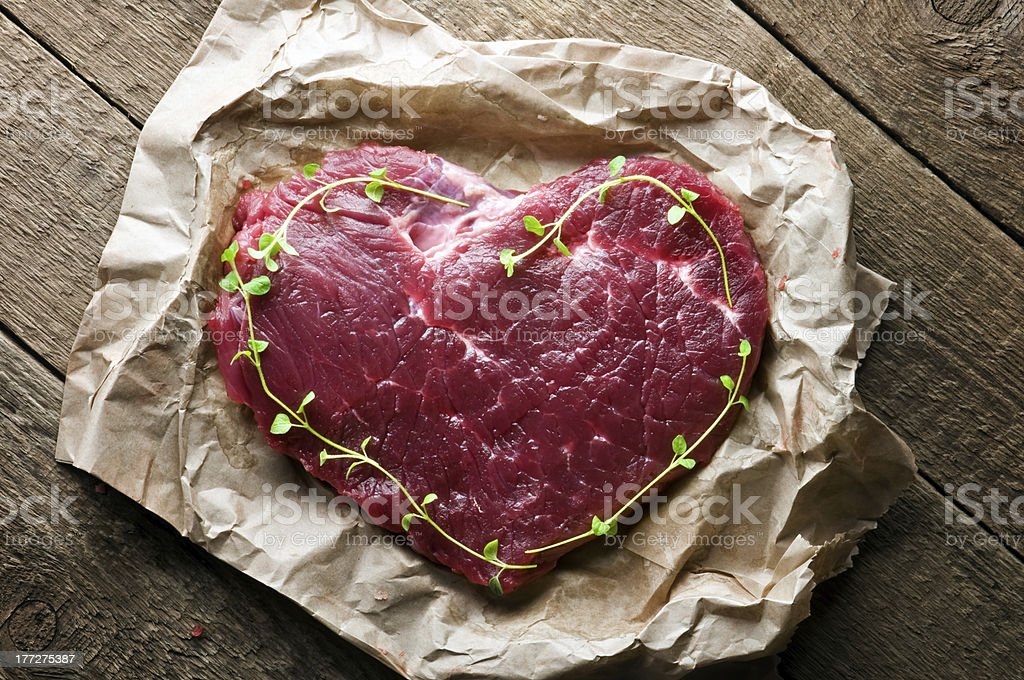 heart royalty-free stock photo