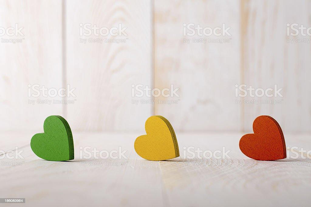 Heart. royalty-free stock photo