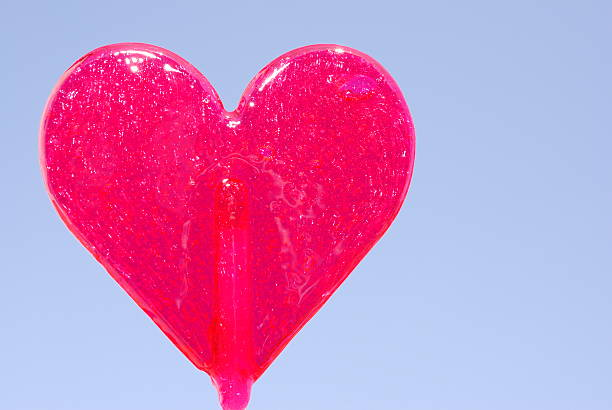 heart - green screen background stock photos and pictures