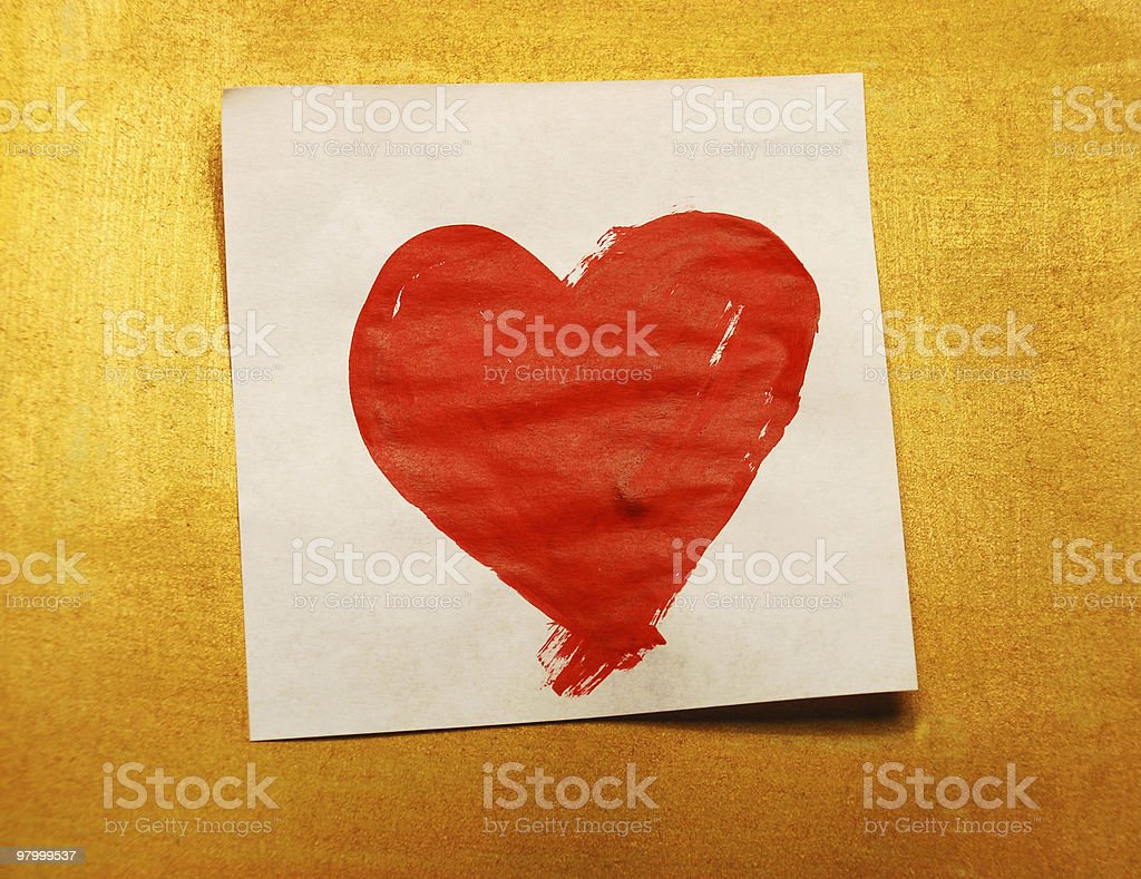 heart royalty free stockfoto