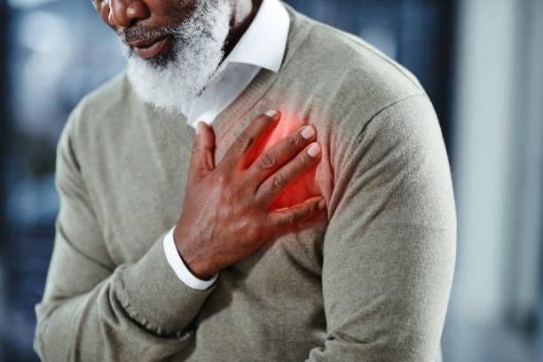 kalp sorunları kimse herhangi bir zamanda etkileyebilir - durum stok fotoğraflar ve resimler
