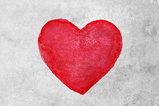 istock Heart shape background 1071269416