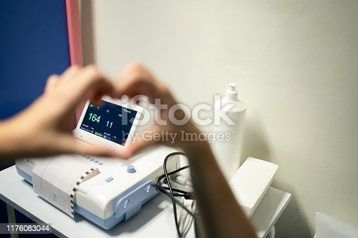 1035479448 istock photo Heart Shape with doctor 1176083044