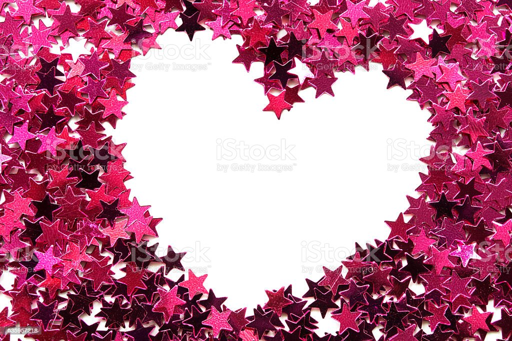 Heart Shaped Frame Stock Photo & More Pictures of Abstract | iStock