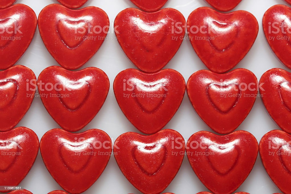 heart shaped royalty-free stock photo