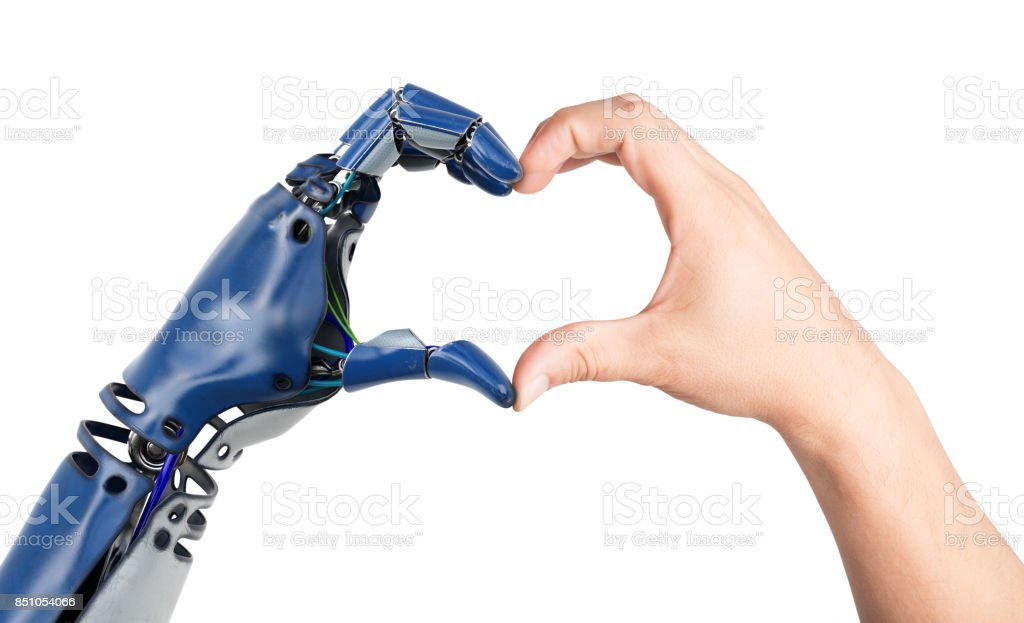 Heart shaped stock photo