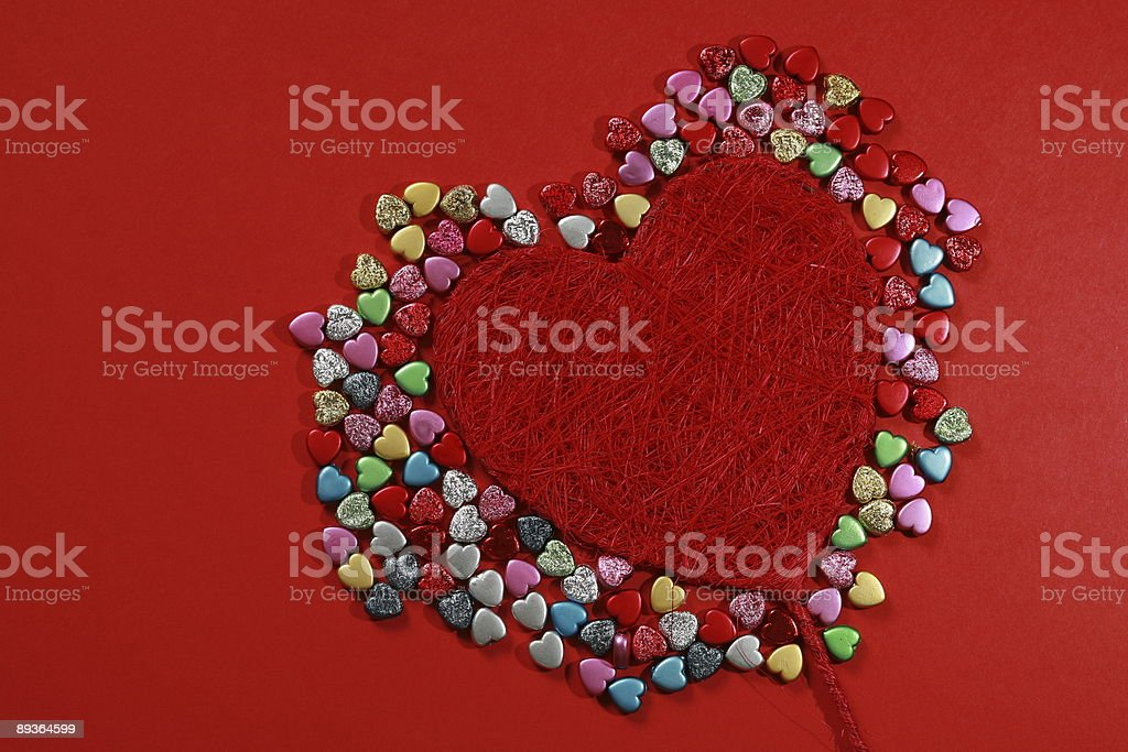 Heart Shapes royalty-free stock photo