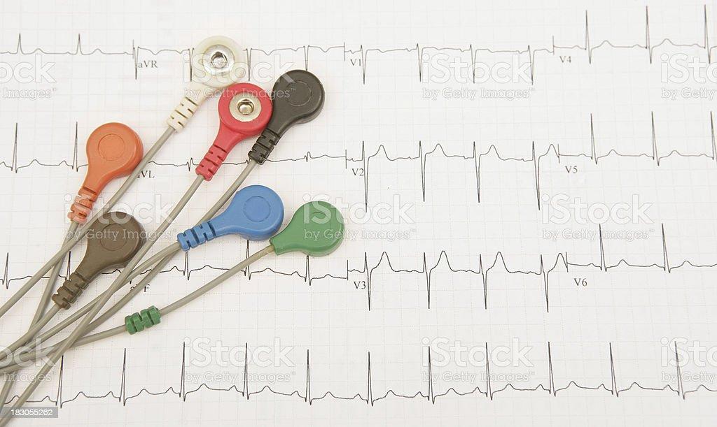 Heart Testing stock photo