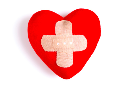 Heart Bandage