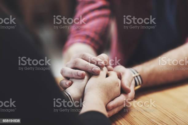 Herzlichen Hände Stockfoto und mehr Bilder von Vergebung