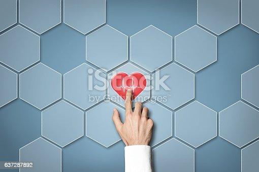 istock Hearth / Medicince concept (Click for more) 637287892