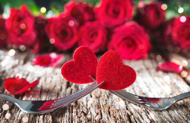 Hearts on forks in front of red roses picture id911840260?b=1&k=6&m=911840260&s=612x612&w=0&h=dbetj0r8sqx39vqbuhn6wdtsopitvnmzsmzczutglbk=
