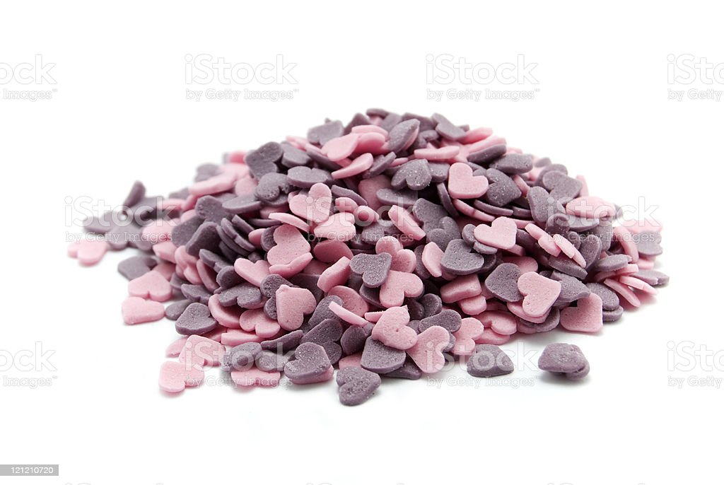 hearts royalty-free stock photo