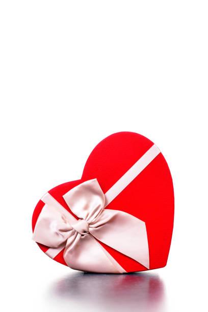 Herzförmige Geschenkbox – Foto