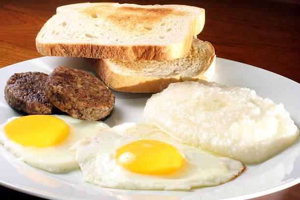 café da manhã reforçado - rolão - fotografias e filmes do acervo