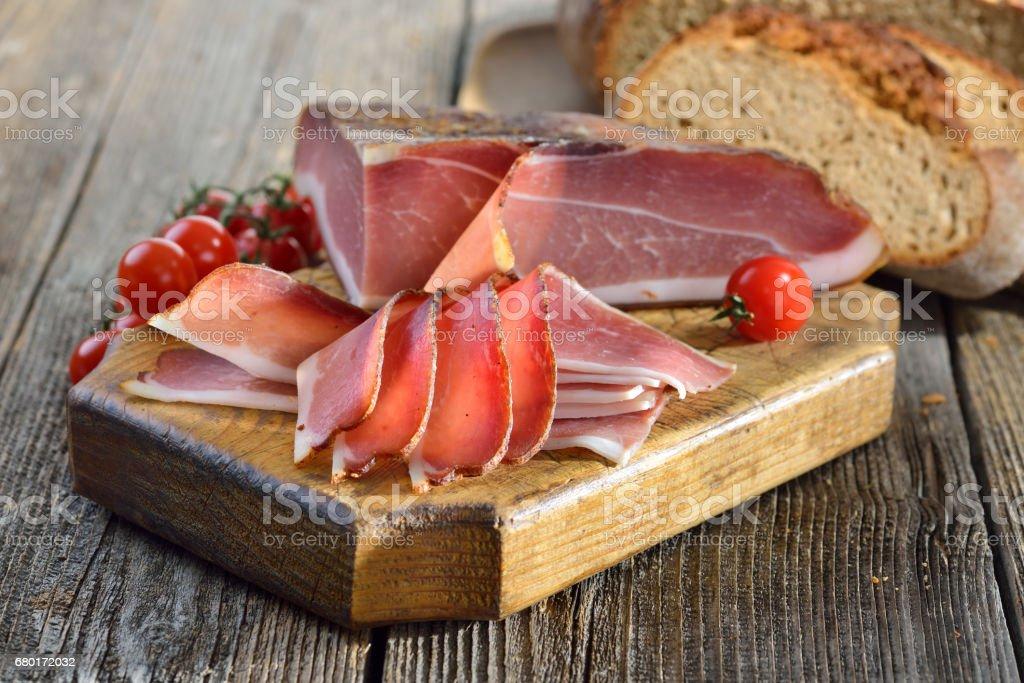 Hearty Tyrolean bacon – Foto
