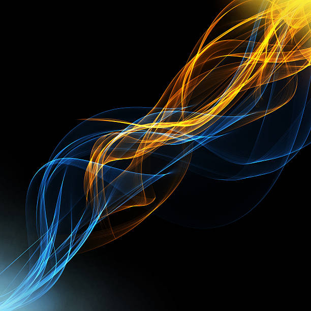 熱と冷たい - 電気部品 ストックフォトと画像