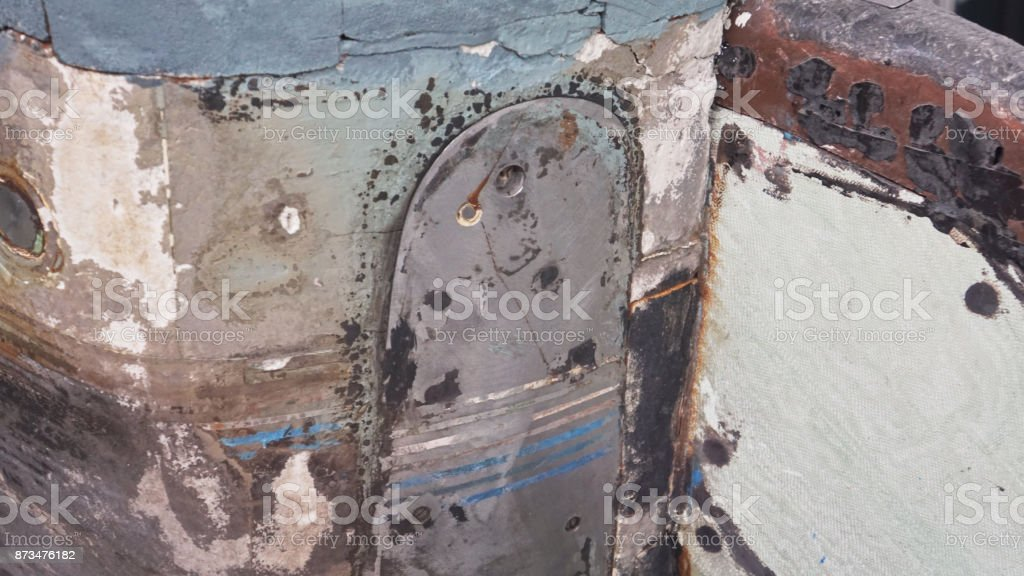 Heat Shield #7 stock photo