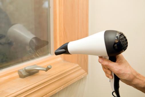 Heat Shrinking Plastic Window Film Insulation
