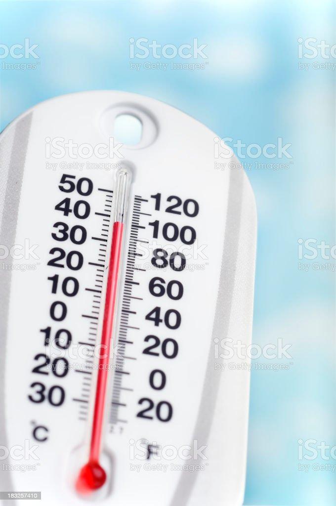 Heat Wave royalty-free stock photo