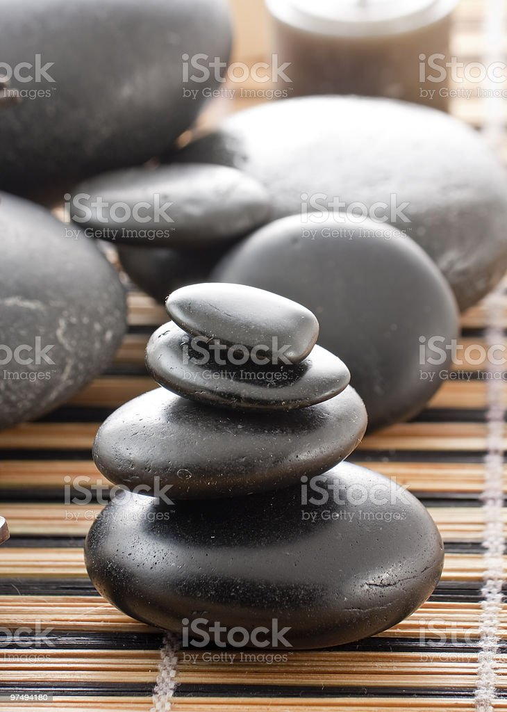 Heated and ready for use royalty-free stock photo