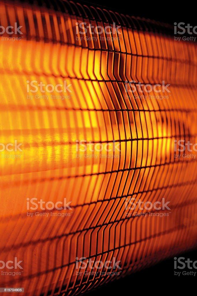 Heater stock photo