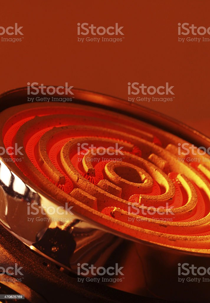 Heating Element royalty-free stock photo