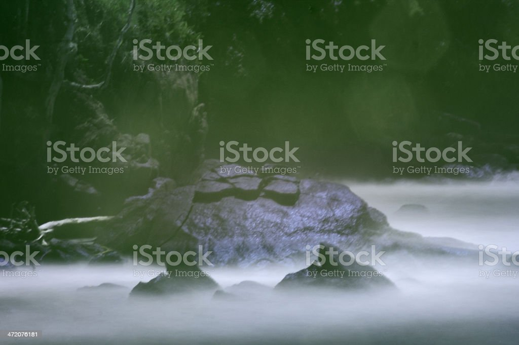 Heaven and Hell royalty-free stock photo