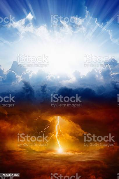 Photo of Heaven and hell